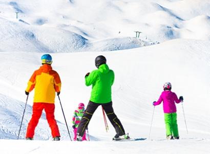 Speciale Snow&Sun di marzo in Famiglia Fine Stagione
