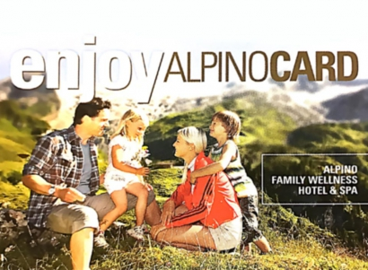 ENJOY ALPINO CARD