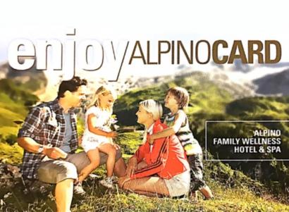 ENJOY ALPINO CARD